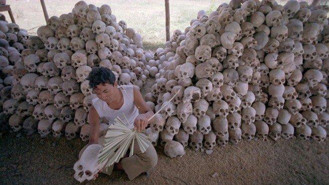 the killing field cambodiaa